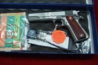 COLT SERIES 70 GOV'T MODEL STAINLESS 45ACP  NEW (O1070A1CS)