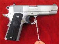 COLT COMMANDER STAINLESS 45ACP NEW  (04091U)