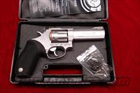 "TAURUS  TRACKER MODEL 627CP 357MAG. STAINLESS PORTED 4"" NEW"