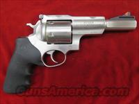 "RUGER STAINLESS SUPER REDHAWK ALASKAN 5"" 454 CASULL NEW"