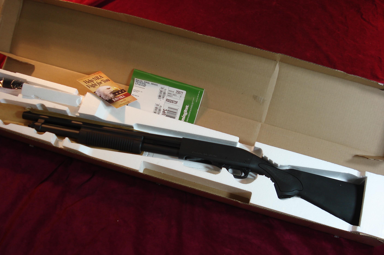 Remington 870 home defense model 25077