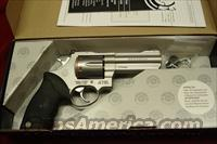 "TAURUS MODEL 44CP STAINLESS PORTED 4"" 44MAG. NEW"