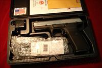 RUGER SR9 STAINLESS NEW (IN STOCK)! (SR9)