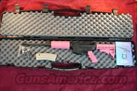 OLYMPIC ARMS PLINKER PLUS PINK AR15 223 CAL NEW
