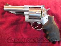 "RUGER NEW MODEL REDHAWK 44MAG. 4"" STAINLESS NEW"