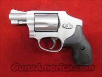 SMITH AND WESSON STAINLESS PRO SERIES 642 AIRWEIGHT W/ MOON CLIPS NEW  (178042)