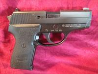 SIG SAUER P239 40 CAL USED