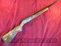 RUGER BLUED LAMINATE10/22 TARGET NEW 50TH ANNIVERSARY