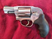 SMITH AND WESSON MODEL 649 STAINLESS .357 MAG W/ SHROUDED HAMMER NEW    (163210)