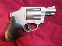SMITH AND WESSON 642 AIRWEIGHT 38SPL  USED