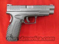 SPRINGFIELD XDM 40CAL EXCELLENT CONDITION USED