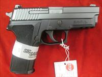SIG SAUER 229 TAC PAC 9MM W/HOLSTER, NIGHT SIGHTS, AND LIGHT NEW