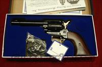 "HERITAGE ARMS ROUGH RIDER 22LR CAL.4.75"" BLUE NEW"