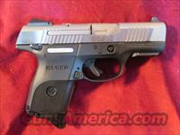 RUGER SR9C (COMPACT) STAINLESS NEW W/ 3 MAGS NEW