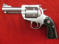 "RUGER SUPER BLACKHAWK 44MAG 3.75"" STAINLESS USED (KS-43N)"