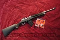 RUGER ALL WEATHER MINI 30 STAINLESS RANCH 7.62X39 CAL. NEW