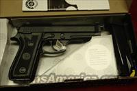 TAURUS PT 92 BLUE 9MM W/TAC RAIL AND 19RD MAGAZINE NEW