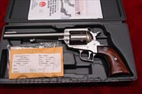 "RUGER SUPER BLACKHAWK 44MAG 7.5"" STAINLESS NEW (KS-47N)"