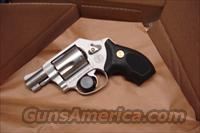 SMITH AND WESSON PERFORMANC CENTER MODEL 637 AIRWEIGHT WYATT DEEP COVER MODEL 38SPL NEW