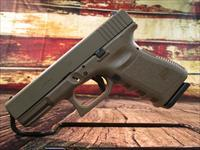 GLOCK 23 GEN 3 .40CAL FULL FLAT DARK EARTH NEW (PI2350204D)
