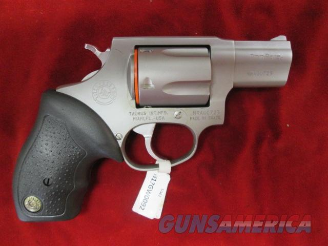 TAURUS STAINLESS MODEL 905 9MM 5 SHOT 2