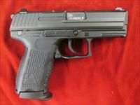 HECKLER AND KOCH P2000 COMPACT 40CAL USED