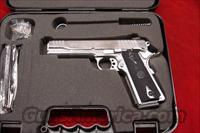 TAURUS POLISHED STAINLESS 1911 45 ACP NEW