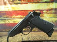 WALTHER PPK/S 22CAL. BLACK NEW (5030300)