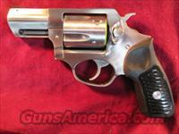 RUGER  SP101 STAINLESS 357CAL. (KSP-321X) NEW  (05718)