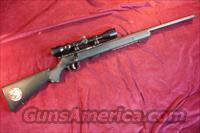 SAVAGE MKII 22LR  BOLT ACTION W/SCOPE NEW