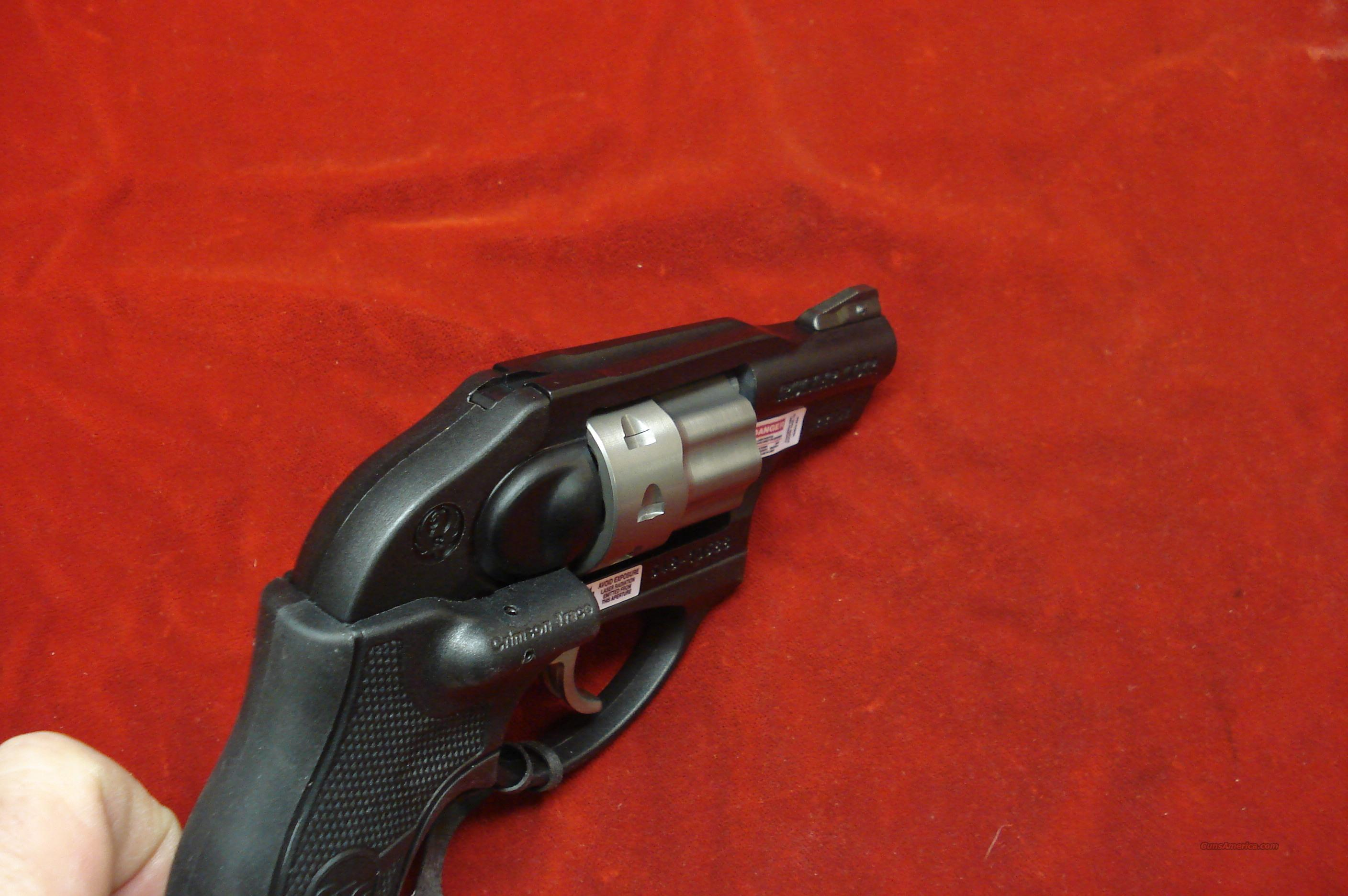 Ruger lcr 22lr cal w factory crimson trace grips new lcr 22 lg
