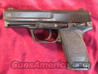 HK USP 9MM WITH HIGH CAPACITY MAGAZINES NEW   (M709001-A5)