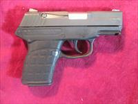 KEL-TEC PF9 9MM PARKERIZED USED
