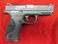 SMITH AND WESSON M&P 40 PRO SERIES HIGH CAP W/ NIGHT SIGHTS USED