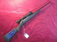 RUGER AMERICAN 270 CAL W/ REDFIELD SCOPE USED