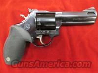 "TAURUS TRACKER MODEL M44C BLUE PORTED 4"" 44MAG. USED"
