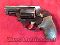 "TAURUS MODEL 650 CIA 2"" FIVE SHOT ENCLOSED HAMMER REVOLVER  357 MAG,BLUED NEW  (2-650121CIA)"