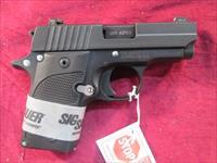SIG SAUER P238 NIGHTMARE 380CAL W/ NIGHT SIGHTS NEW   (238-380-NMR)