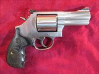 "SMITH AND WESSON MODEL 686 DELUXE 3"" 357MAG STAINLESS NEW"