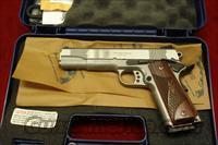 "SMITH AND WESSON SW1911 ""E"" SERIES STAINLESS  NEW"