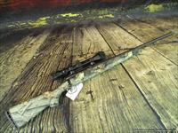 Savage Axis XP Camo 223 rem 4+1 W/Scope Used (68557)