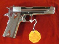 *** COLT CUSTOM GOV'T. BRIGHT STAINLESS 38 SUPER *** ( 02071ELC2 ) NEW