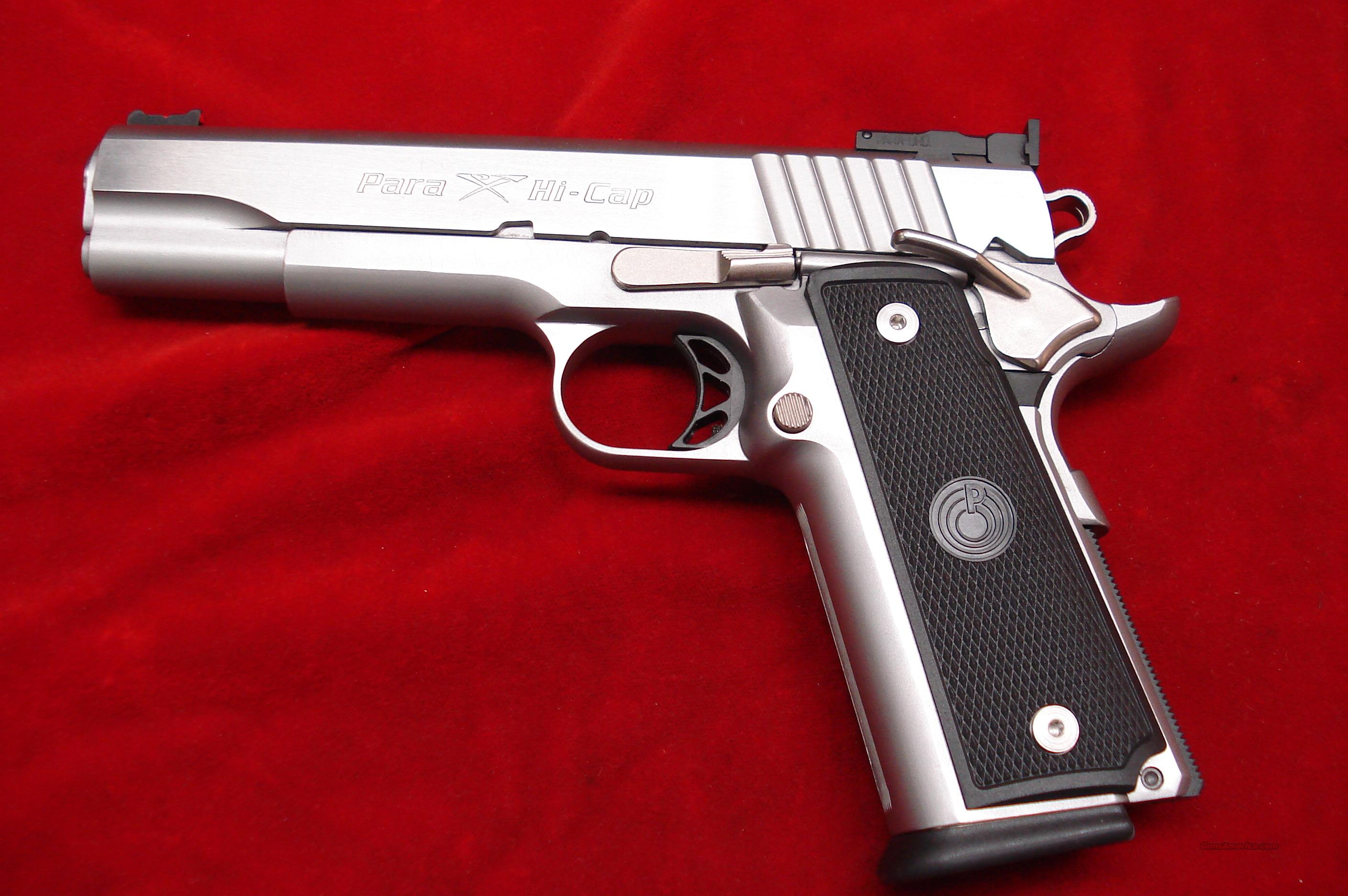 SALE PRICE }} PARA ORDNANCE STAINLESS P18-9 ... for sale