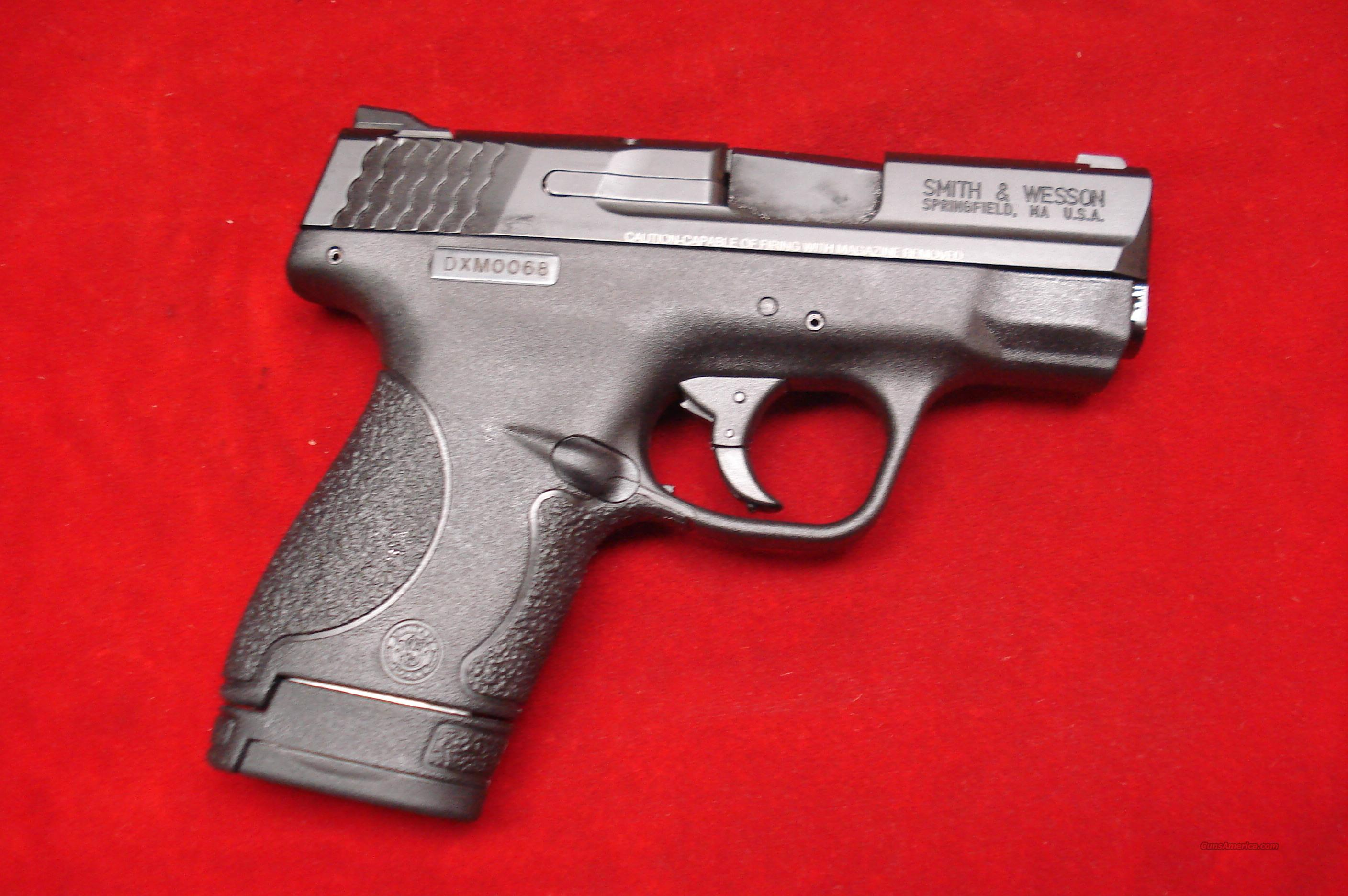 SMITH AND WESSON M&P SHIELD 9MM NEW (180021) for sale