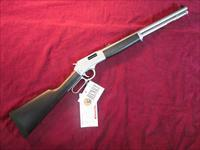 "HENRY 45COLT BIG BOY ALL WEATHER LEVER ACTION 20"" BARREL NEW (H012CAW)"
