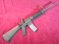 ROCK RIVER ARMS CAR A4 RIFLE 5.56CAL W/ FREE FLOAT QUAD RAIL USED
