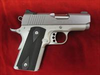 KIMBER STAINLESS ULTRA TLE II 45ACP W/ NIGHT SIGHTS NEW