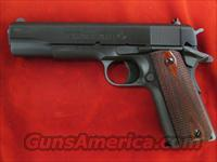 "COLT GOVERNMENT MODEL BLUE 45ACP ""100 YEARS OF SERVICE"" LNIB"