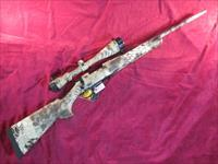 HOWA .223 BOLT ACTION KRYTEK HIGHLANDER PACKAGE W/ 4X16 SCOPE NEW