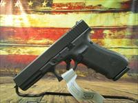 Glock 17 Generation 4 9mm 17+1 Factory Rebuilt 4.49